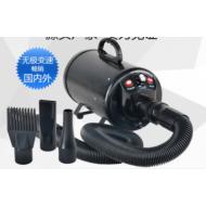 STL-1902 Shetland Профессиональный Компрессор-фен для сушки животных мощный, 2800 ватт!